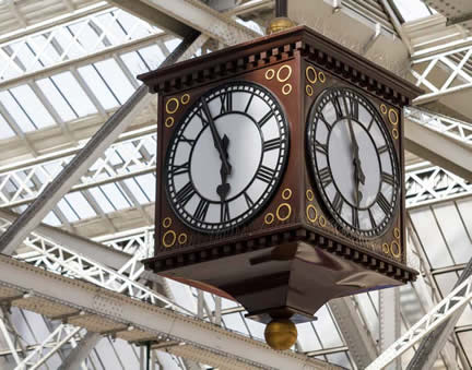 Glasgow Central Tours Connects History Of Glasgow Central Station Historical Events